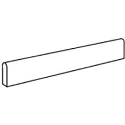 CONCRETE WHITE BATTISCOPA