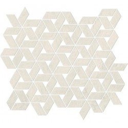 RAW WHITE MOSAICO TWIST