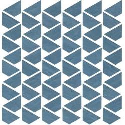 RAW BLUE FLAG