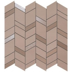 MEK ROSE MOSAICO CHEVRON WALL