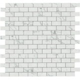 AtlasConcorde_MarvelStone_CarraraPure_MosaicoBurattato_29.8x29.8_AS34