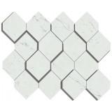 AtlasConcorde_MarvelStone_CarraraPure_MosaicoEsagono3D_28.2x35.3_AS4A