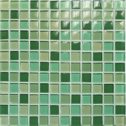 GREEN GLOSSY MIX (LUCIDO)