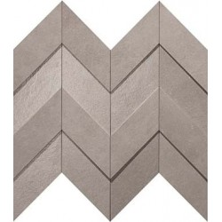 DWELL GRAY CHEVRON 3D