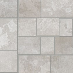 LIGHT GREY MOSAICO