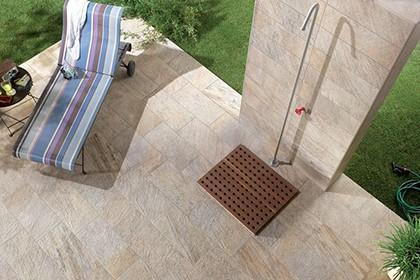 Pavimenti e rivestimenti outdoor